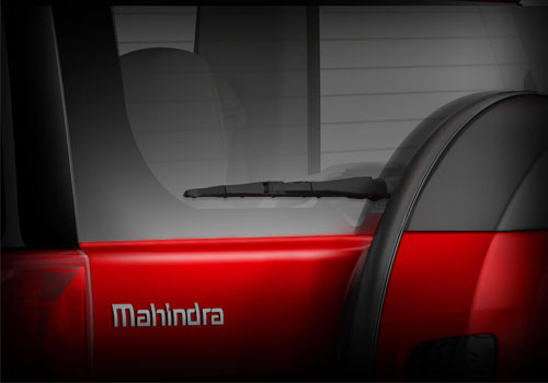 Mahindra TUV 300 Rear wash and Wipe Exterior Picture