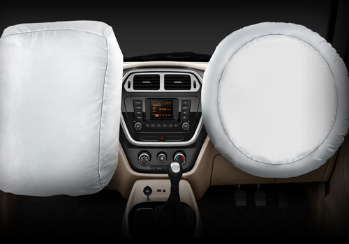 Mahindra TUV 300 Airbag Interior Picture