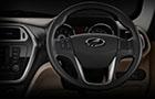 Mahindra TUV 300 Steering Wheel Picture