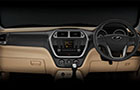 Mahindra TUV 300 Central Control Picture