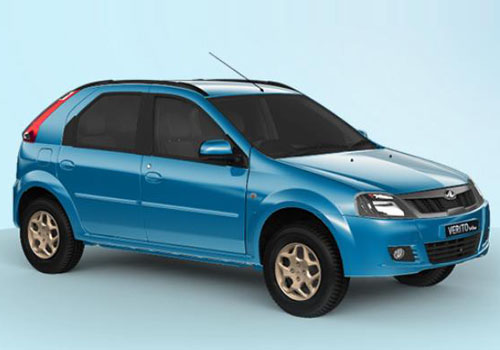 Mahindra Verito Vibe Front Side View Exterior Picture