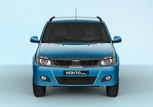 Mahindra Verito Vibe Front View Exterior Picture