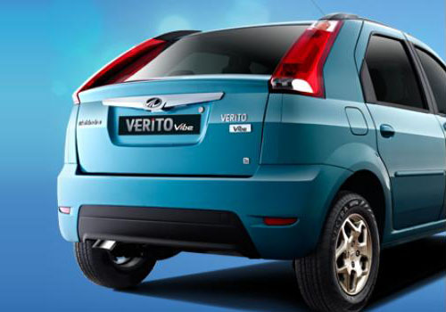 Mahindra Verito Vibe Exhaust Pipe Exterior Picture