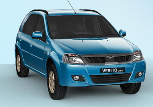 Mahindra Verito Vibe Pictures