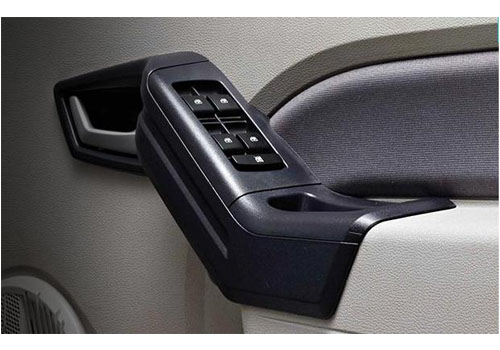 Mahindra Verito Vibe Driver Side Door Control Interior Picture