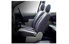 Mahindra Verito Vibe Front Seats Picture