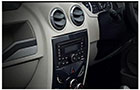 Mahindra Verito Vibe Rear AC Control Picture