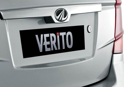 Mahindra Verito Exhaust Pipe Exterior Picture