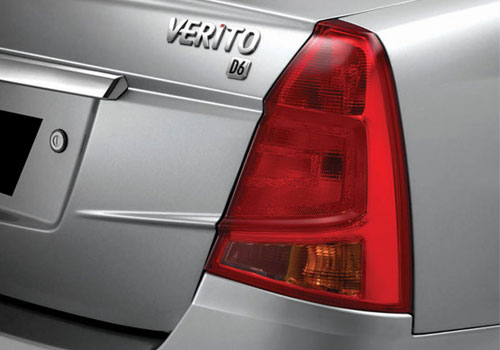 Mahindra Verito Tail Light Exterior Picture