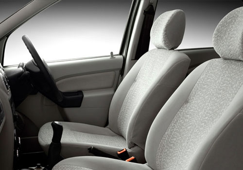 Mahindra Verito Front Seats Interior Picture