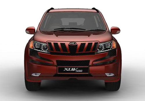 Mahindra XUV 500 Photo
