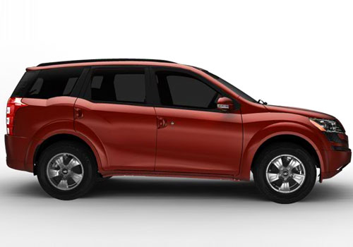 Mahindra XUV 500 Side Medium View Exterior Picture