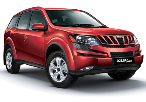 Mahindra XUV 500 Pictures