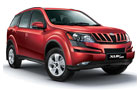 Mahindra XUV 500 Front Low Angle View Picture