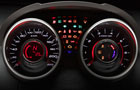 Mahindra XUV 500 Tachometer Picture