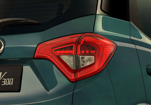 Mahindra XUV300 Tail Light Exterior Picture