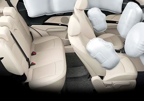 Mahindra XUV300 Airbag Interior Picture