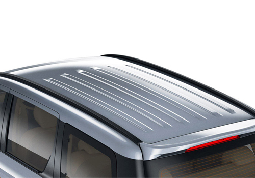 Mahindra Xylo Roof Rail Exterior Picture