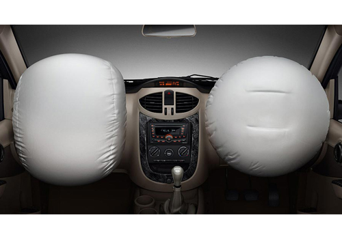 Mahindra Xylo Airbag Interior Picture