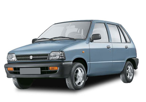 Image gallery maruthi 800 for Maruti 800 exterior decoration