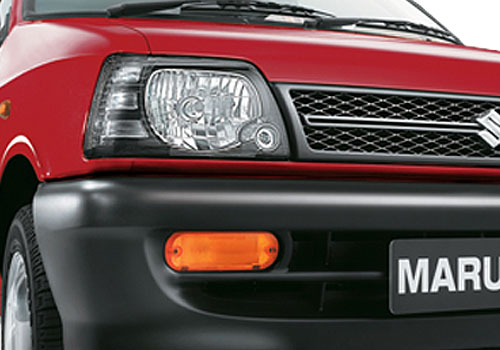 Maruti 800 Headlight Exterior Picture