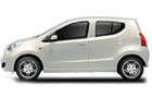 Maruti A Star in White Color