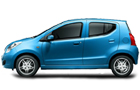 Maruti A Star in Blue Color