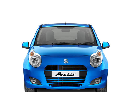 Maruti A-Star Front View Exterior Picture