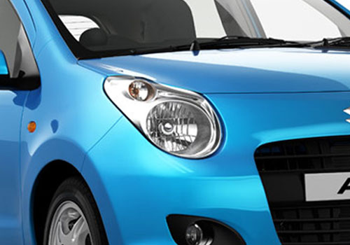 Maruti A-Star Headlight Exterior Picture