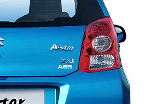 Maruti A-Star Tail Light Exterior Picture