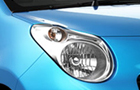 Maruti A Star Head Light Pictures