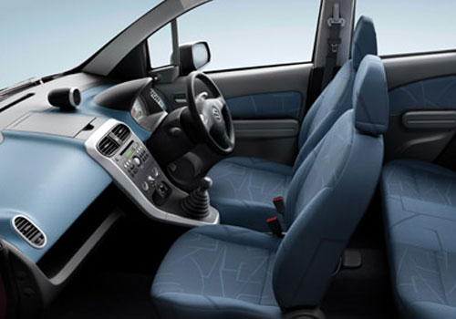 Maruti A-Star Front Seats Interior Picture