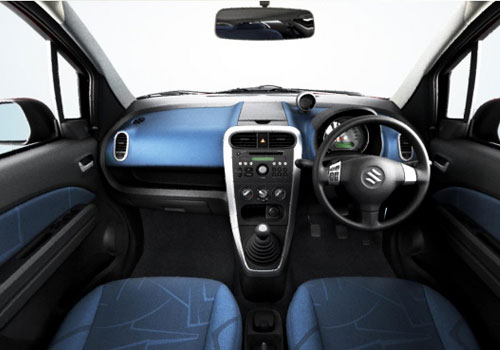Maruti A-Star Central Control Interior Picture