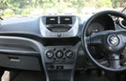 Maruti A-Star Front AC Controls Picture