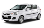 Maruti Alto K10 in White Color