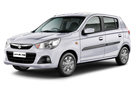 Maruti Alto K10 in Beige Color