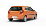 Maruti Alto K10 Rear Angle View