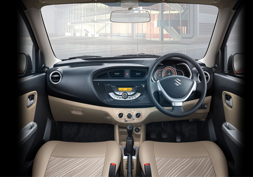 Maruti Alto K10 Courtsey Lamps Interior Picture