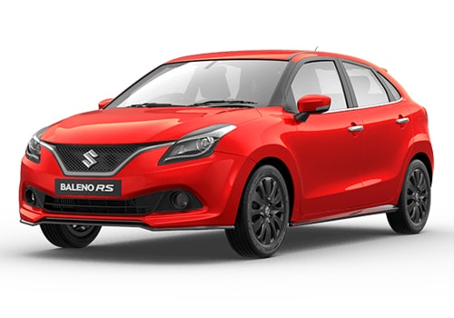 Maruti Baleno RS Front Angle View Exterior Picture