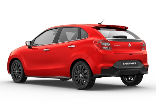 Maruti Baleno RS Cross Side View Exterior Picture