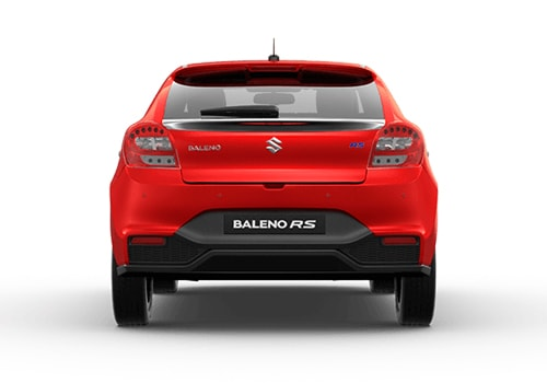 Maruti Baleno RS Rear View Exterior Picture