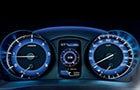 Maruti Baleno RS Tachometer Picture