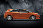Maruti Baleno Autumn Orange