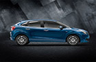 Maruti Baleno Ray Blue