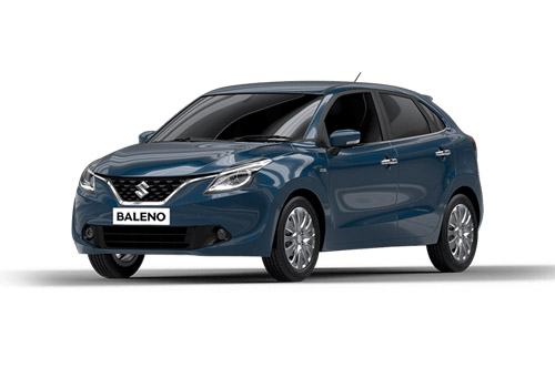 Maruti Baleno Front Angle View Exterior Picture