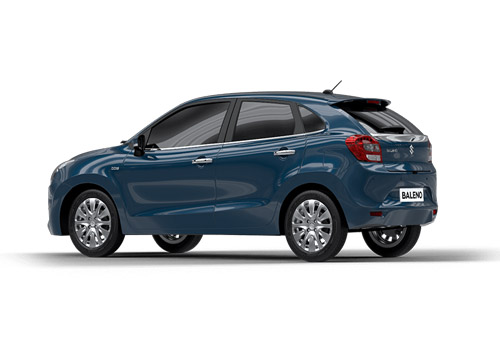 Maruti Baleno Cross Side View Exterior Picture