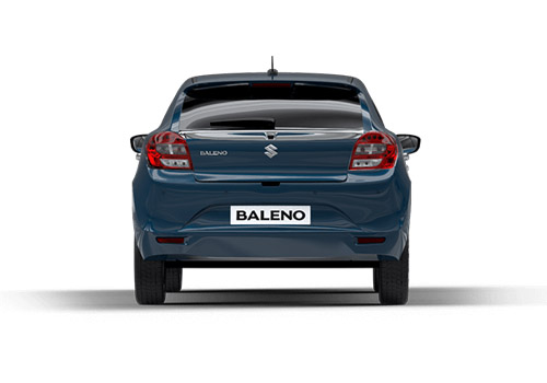 Maruti Baleno Rear View Exterior Picture