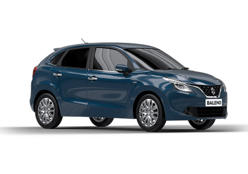 Maruti Baleno Front Side View Exterior Picture