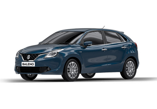 Maruti Baleno Front Angle Low Wide Exterior Picture