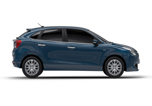 Maruti Baleno Side Medium View Exterior Picture